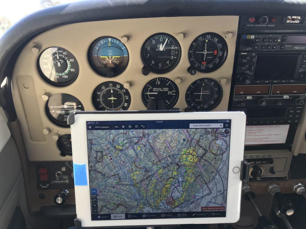 New Avionics Stack